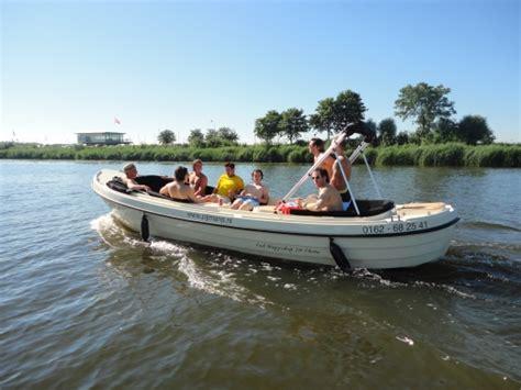 roeiboot biesbosch sloep verhuur drimmelen sloep huren brabant