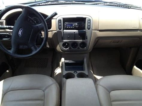 buy used 2005 ford explorer xlt 4wd loaded leather interior in griffin georgia united