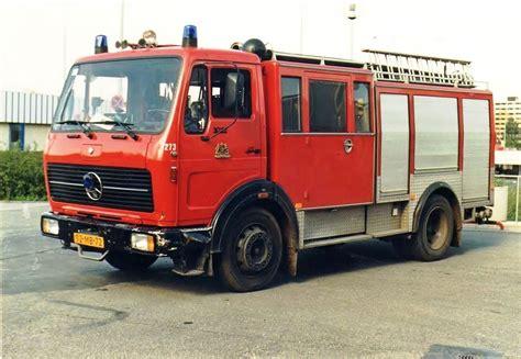 Tas Motor Model T 232 kazerne duik adem beschermingswagen sleepvoertuig