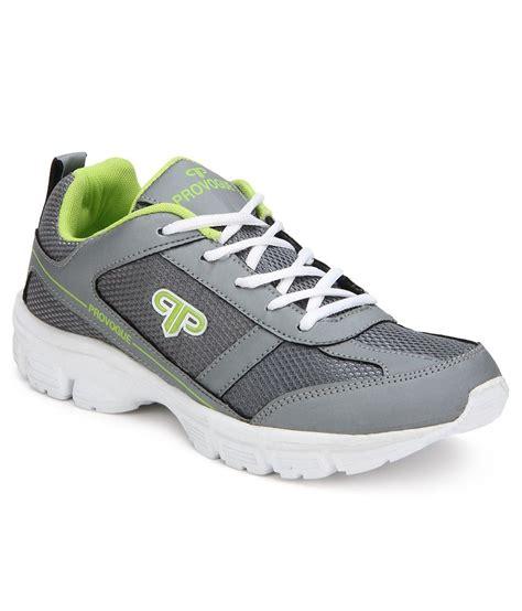 provogue sports shoes provogue gray sports shoes buy provogue gray sports