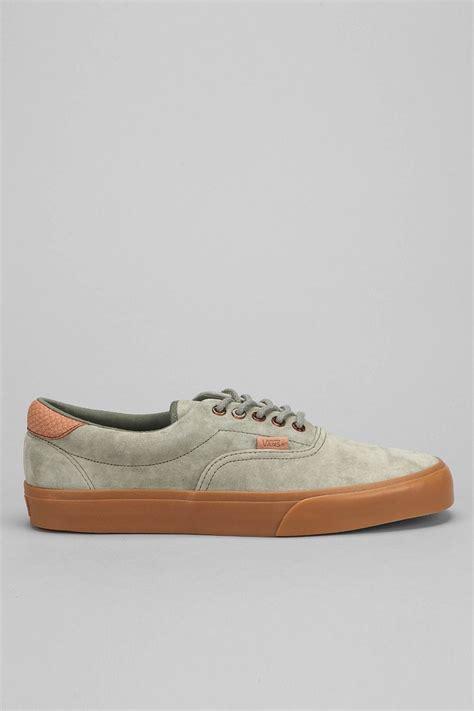 gum sole sneakers vans era 59 california suede gum sole s sneaker in