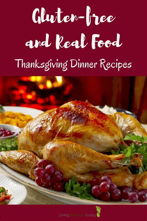 gluten  thanksgiving dinner recipes