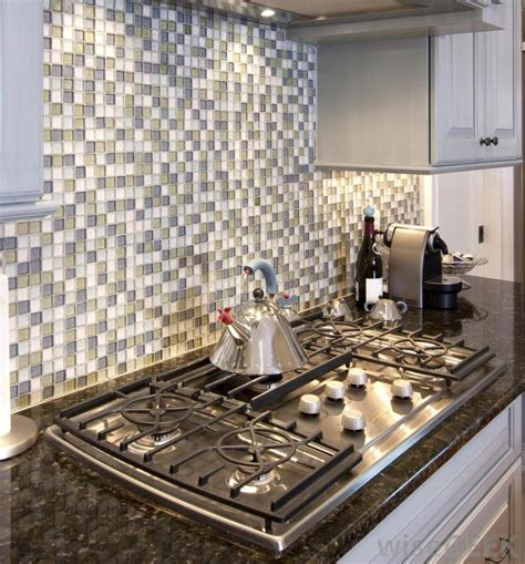 types of kitchen backsplash what are the different types of backsplash tile