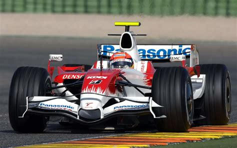 Rancing Car1 toyota f1 car wallpapers pictures of toyota formula one circuit cars