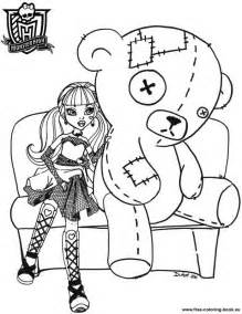 monster coloring pages coloring pages girls 6 free coloring pages