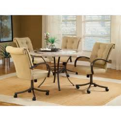dining room chairs with wheels dining room captivating dining room chairs with casters