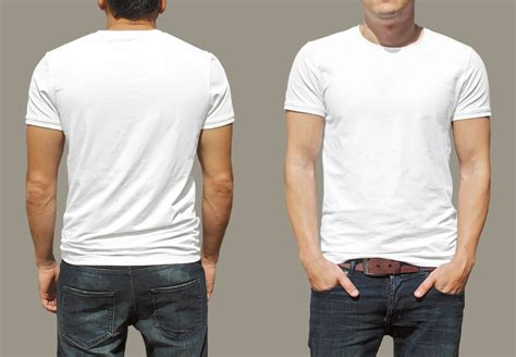 t shirt template with model 7 of the sexiest things a can wear