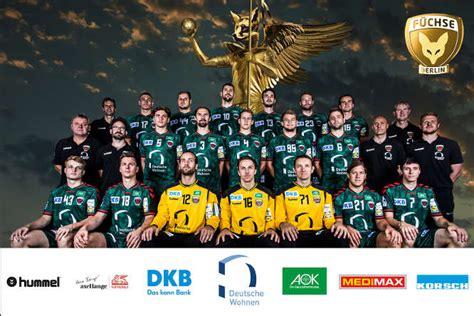 handball ihf super globe fuechse berlin klub weltmeister