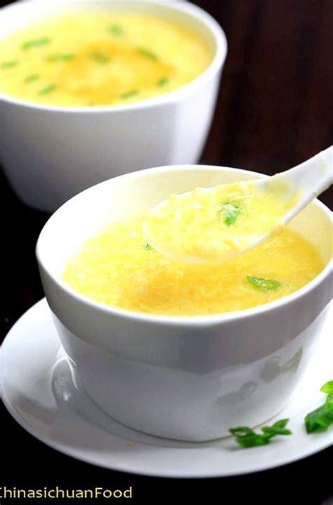 corn egg flower soup recipe