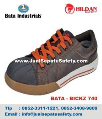 Sepatu Safety Paling Murah Bata Bickz 740 Jual Sepatu Safety Bata Paling Murah Di