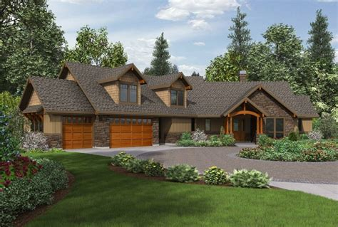 one story craftsman home plans craftsman house plans one story with basement lovely awesome craftsman 1 story house plans new