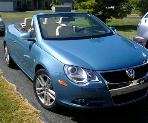 repair anti lock braking 2008 volkswagen eos interior lighting buy used 2008 volkswagen eos lux convertible 2 door 2 0l in bloomfield hills michigan united