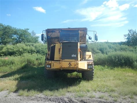 volvo haul trucks for sale used 1994 a35 volvo haul truck for sale