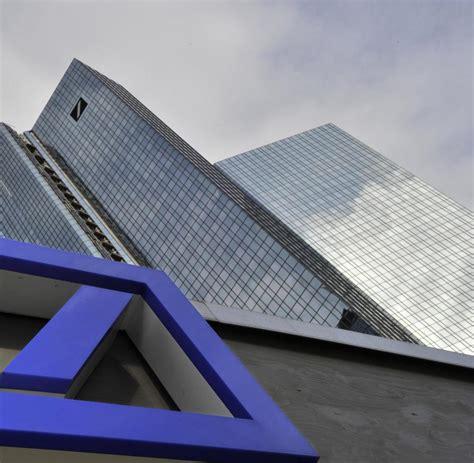 deutsche bank frankfurt zentrale iran gesch 228 fte deutsche bank ger 228 t ins visier us