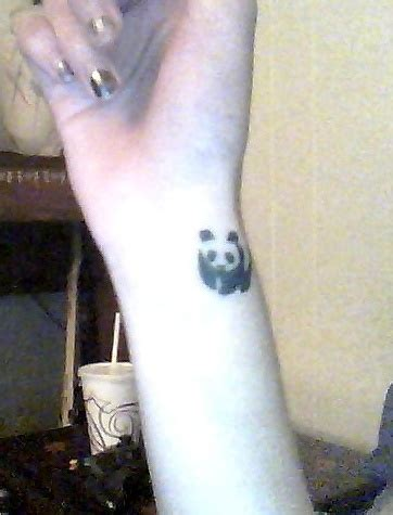 panda tattoo on finger 131 best images about panda tattoo on pinterest first