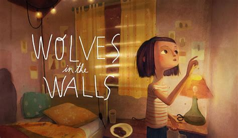 The Wolves In The Walls oculus story studio s wolves in the walls vr to premier
