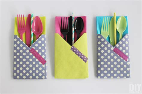 How To Make A Holder Out Of Paper - crafting with paper diy utensil holders