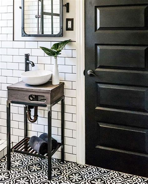 best 20 black grout ideas on industrial