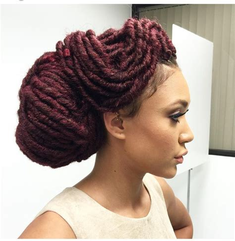 faux bun hairstyles 18 best bobbi bosscrochet twist locs and braids faux