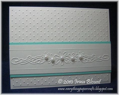 embossing card 25 best images about crafts embossing folders on