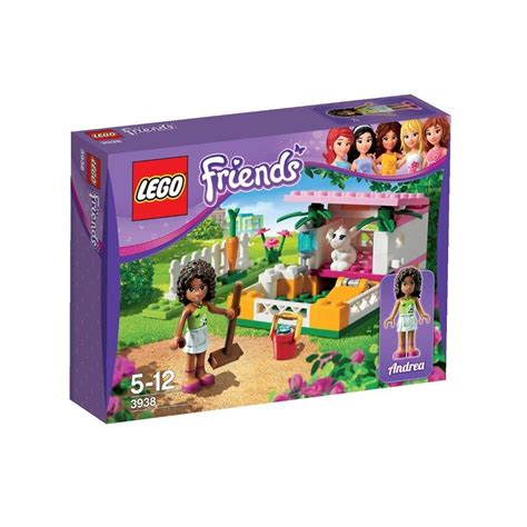 Brick Friends Andrea brick friends lego 3938 andrea s bunny house
