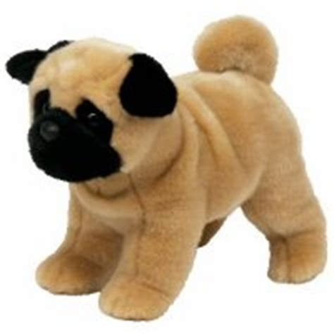 size pug stuffed animal pugs dogbreed gifts stuffed pugs plush