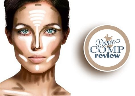 Highlight And Contour highlight contour makeup tutorial comp review