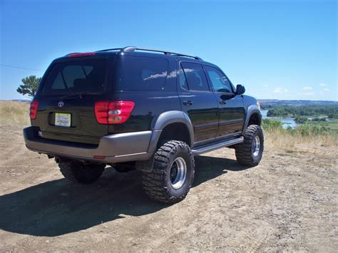 toyota sequoia lifted 2004 lifted sequoia yotatech forums