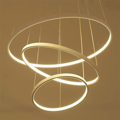 led kronleuchter modern compare prices on saucer pendant l shopping buy