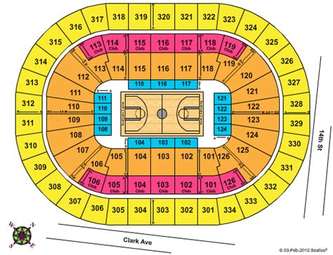 Scottrade Center Box Office Hours by Pink Tickets Seating Chart Scottrade Center Basketball