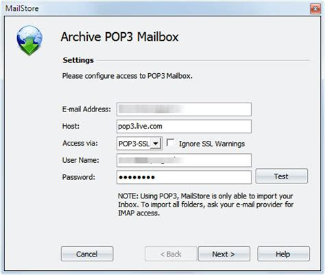 Hotmail Find Your Provider Settings Or Smtp Live 25 587 Images Frompo