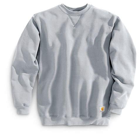 Shirts And Sweatshirts Carhartt 174 Mid Weight Crew Neck Sweatshirt 228237