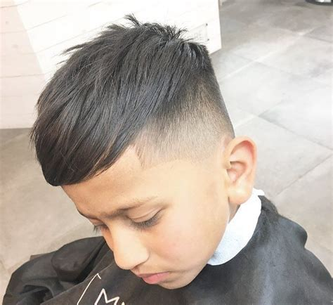 Hairstyles For Boys For School by 31 Cool Hairstyles For Boys