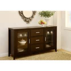 furniture of america metropolitan dining buffet tv cabinet