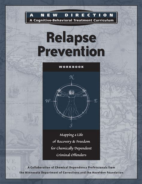 relapse books relapse prevention workbook revised hazelden