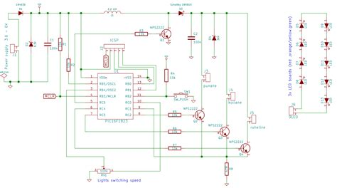 traffic light wiring diagram best free home design