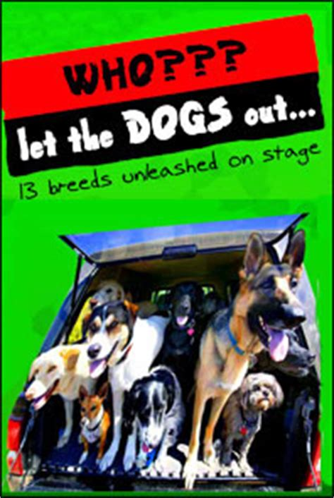 play who let the dogs out who let the dogs out play drama www mumbaitheatreguide
