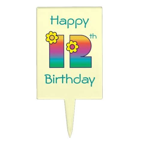 Happy 12th Birthday Quotes 1000 Images About Happy Birthday Quotes On Pinterest
