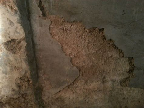 basement wall repair repairing basement walls construction contractor talk