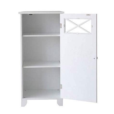elegant home fashions dawson floor cabinet dawson white floor cabinet with one door elegant home