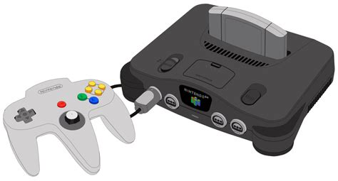 nintendo n64 console nintendo 64 console drawing by mrplymouth1998 on deviantart