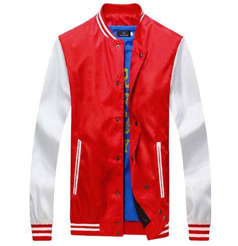design college jacket 2016 reflective jacket fashion design quick dry mens slim