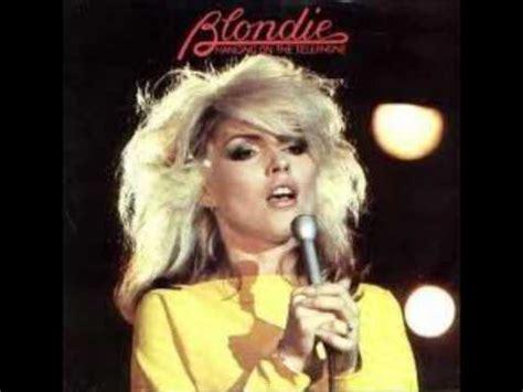 blondie atomic blondie atomic