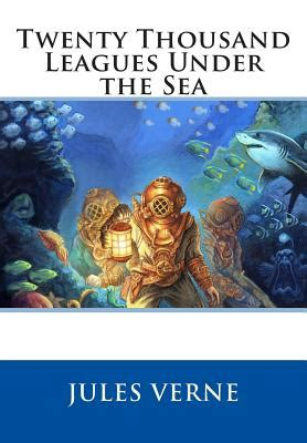 libro twenty thousand leagues under twenty thousand leagues under the sea paperback