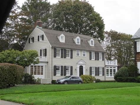 long island houses amityville horror house long island haunted houses