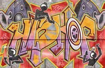 hip hop graffiti graffiti styles