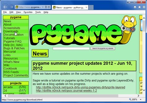 tutorial python image library irlib tutorial part 3c python pyserial and pygame