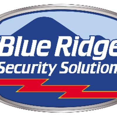 blue ridge security blueridgesec