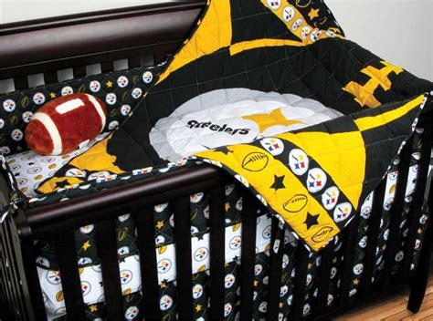 football crib bedding set sports themed bedding sets for your baby decorate 4 baby