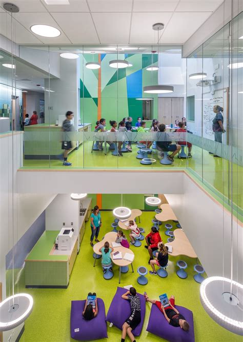 home design education woodland elementary school hmfh architects archdaily